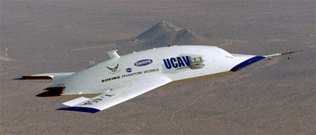 Boeing Phantom Works X-45