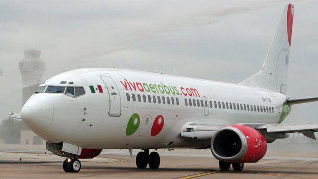 Vivaaerobus Launches Flights Between Mexico And Chicago