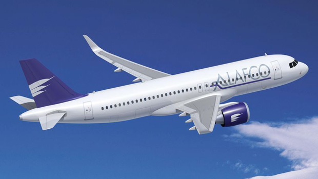 Alafco Airbus A320neo