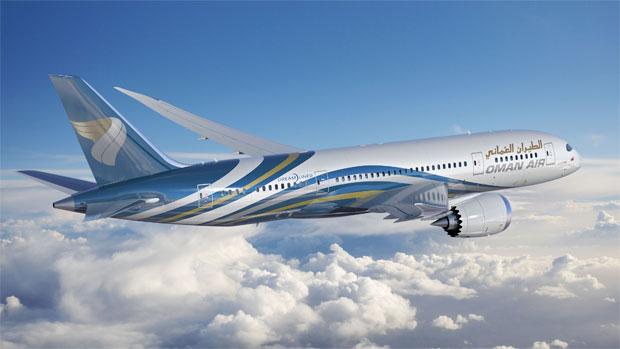Oman Air Boeing 787-8