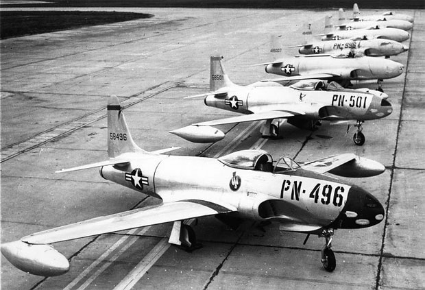 P-80 Shooting Stars
