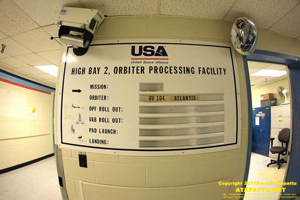 Outside OPF #02, the resident's name is on the wall but unlike the previous 30 years, there are no mission details