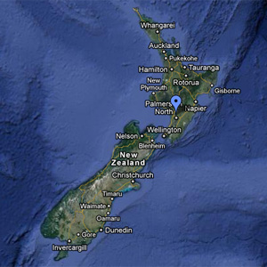 Feilding New Zealand Plane Crash